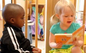 Infant/Toddler in Early Education setting