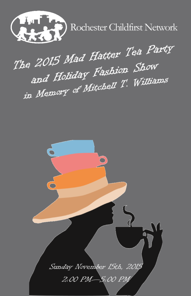 Mad Hatter Tea Party 2015