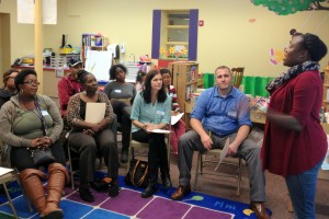 Parent Academy 09-30-15